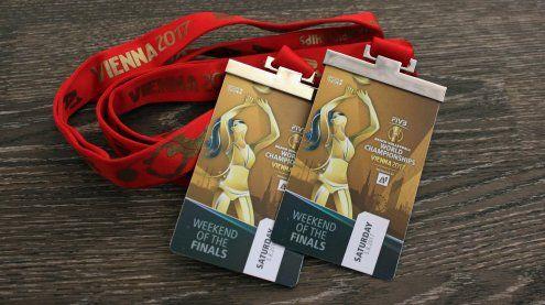 Finale: Zwei VIP-Pässe für die Beach Volleyball-WM zu gewinnen