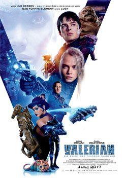 Valerian – Die Stadt der tausend Planeten – Trailer und Kritik zum Film