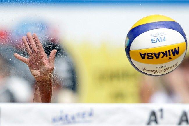 Österreichs Beach-Volleyball-Teams müssen für eine WM-Medaille über sich hinauswachsen.