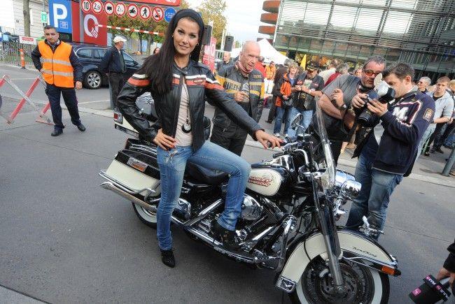 Am 10. August startet die Harley Davidson Tour 2017 in Wien.
