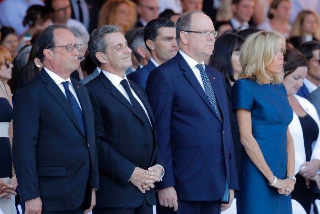 Auch Altpräsidenten wohnten der Veranstaltung bei.