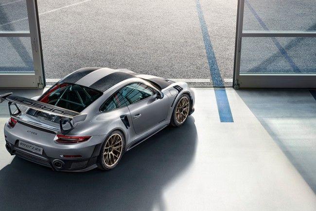 Der Porsche 911 GT2 RS ist ein absoluter Hingucker.