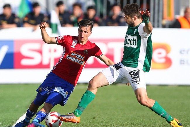 Rapid und der SV Mattersburg bestreiten das Auftaktspiel der tipico-Bundesliga-Saison 2017/18.