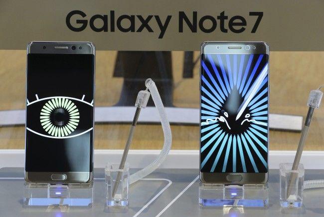 Samsung will aus seinen zurückgerufenen Handys Gold und Silber gewinnen.