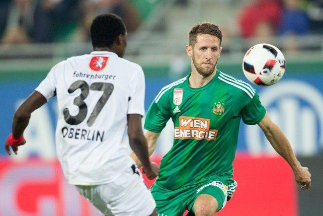 Christoph Schösswendter verlässt Rapid Wien.