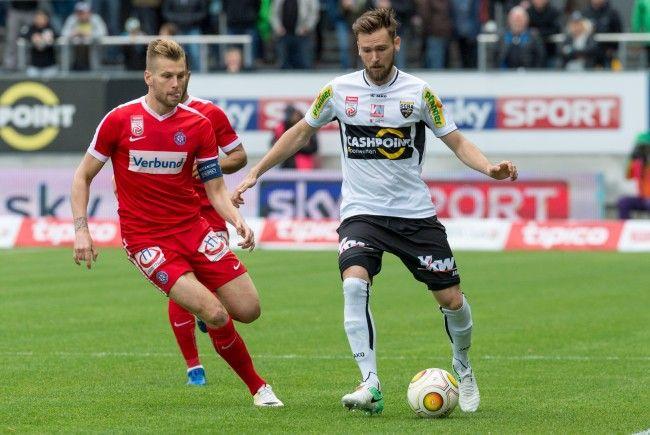 Austria Wien startet auswärts beim SCR Altach in die neue Bundesligasaison.