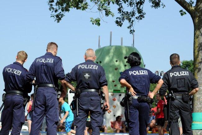 Das Sicherheitskonzept zur Beach Volleyball WM in Wien steht: 400 Polizisten im Einsatz.
