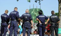 Beach Volleyball-WM 2017: 400 Polizisten im Einsatz