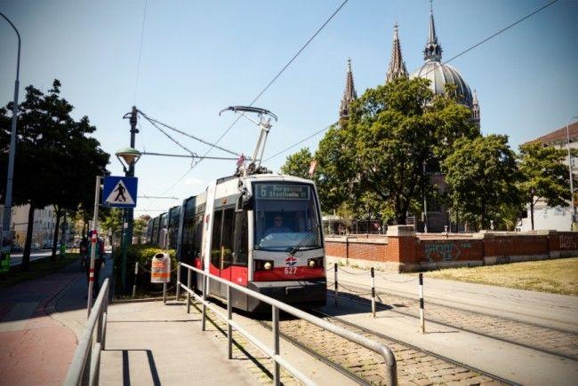 So wird man in Wien zum Straßenbahnfahrer ausgebildet.