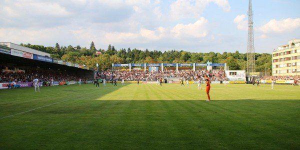 Auf dem Sport-Club-Platz empfängt der WSC die SV Ried.