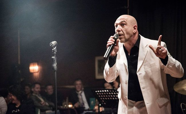 Wien Martin alias Roman Gregory tritt im Tivoli auf