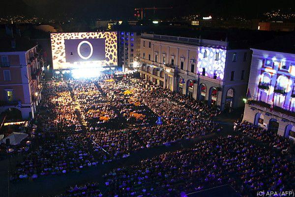 Freilichtvorführungen auf der Piazza Grande