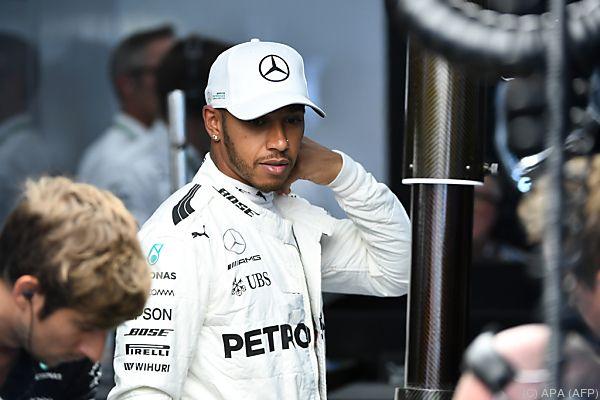 Für Hamilton war es die 68. Pole Position seiner Karriere