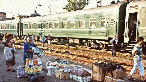 Mit der transsibirischen Bahn bis Wien: Riesige Wirtschaftschancen