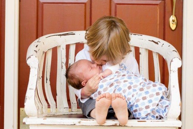 Familienzuwachs: Wie erkläre ich das meinem Kind?