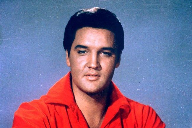 Wien gedenkt Elvis Presley zum 40. Todestag.