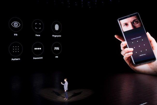 Samsung kehrt mit runderneuertem Galaxy Note 8 zurück