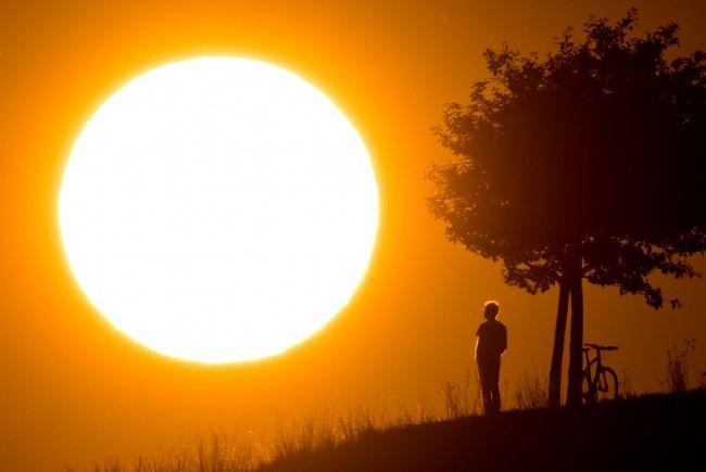 In Wien und ganz Österreich wird es zunehmend heißer.