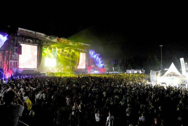 Das Frequency Festival in St. Pölten geht auch im Jahr 2017 Mitte August über die Bühne.
