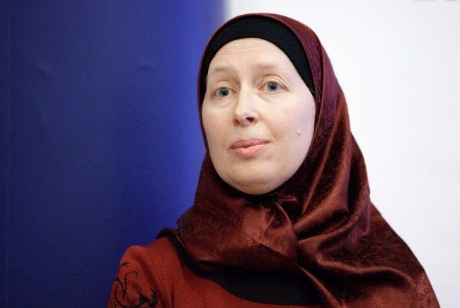 Die Frauenbeauftragte der Islamischen Glaubensgemeinschaft in Österreich, Carla Amina Baghajati
