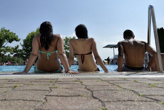 Im Laaerbergbad in Wien-Favoriten kam es zu sexueller Belästigung