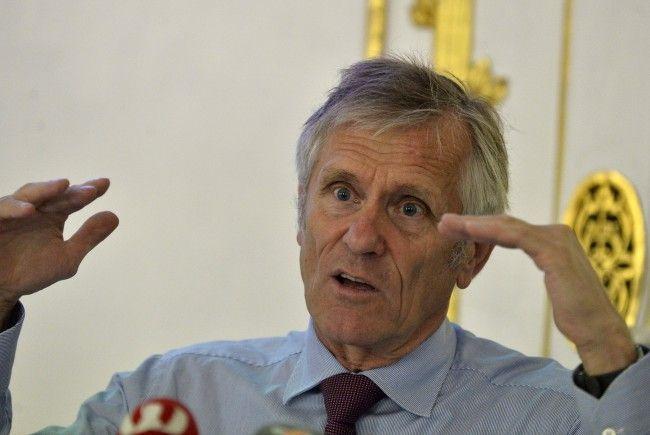 SKB-Geschäftsführer Franz Sattlecker sprach über das Sicherheitskonzept für Schönbrunn