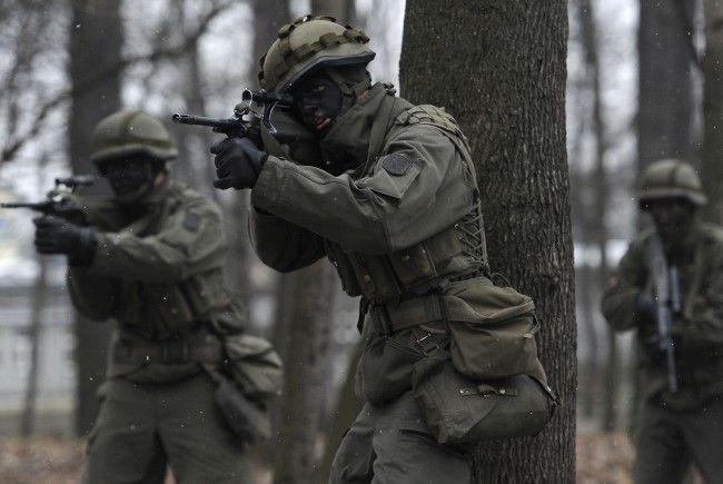 Bundesheer: Österreichischer Major schießt in Afghanistan versehentlich US-Soldaten an
