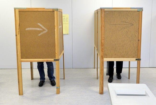 16 Parteien treten zur Nationalratswahl 2017 an.