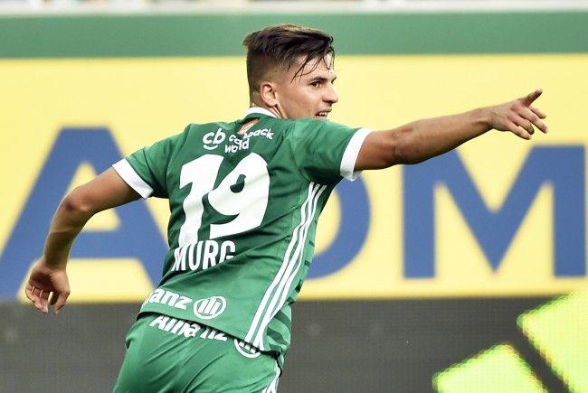 Rapid Wien besiegte den LASK Linz.
