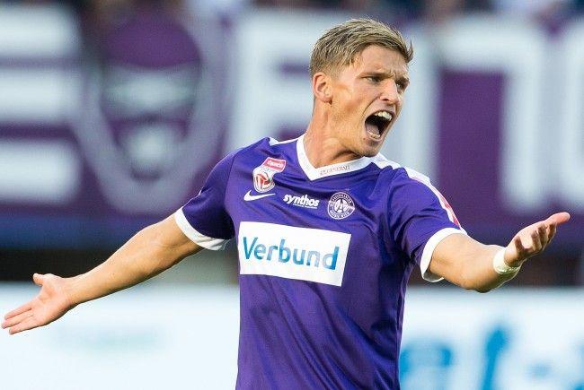 Stryger Larsen wechselt von Austria Wien zu Udinese.