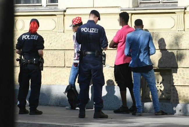 Der Gürtel ist einer der Drogen-Hotspots in Wien.