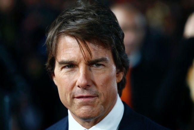 """Tom Cruise hat sich offenbar bei den Dreharbeiten zu """"Mission: Impossible 6"""" verletzt."""