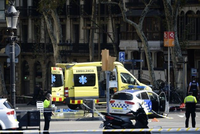 Nach Terror in Spanien: Was tun bei bereits gebuchter Reise nach Barcelona