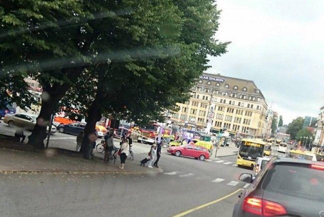 Ein Mann stach mehrere Menschen in Finnland nieder.