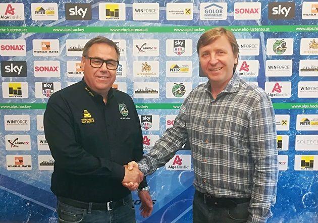 Neuer Sportdirektor beim EHC Lustenau