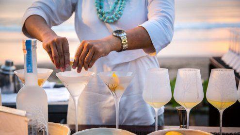 Neu: Belvedere Urban Garden mit Pop Up Bar eröffnet im Stadtpark