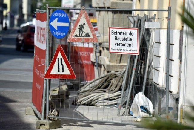 Bei Bauarbeiten im 3. Wiener Bezirk wurde eine Werfergranate aus dem 2. Weltkrieg freigelegt.