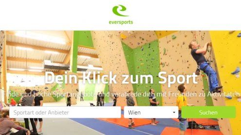 """Eversports"": Start-Up bringt Plattform für Sportangebote"