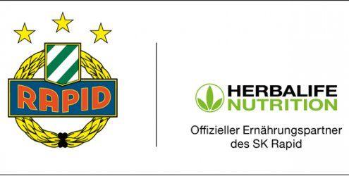 HERBALIFE verlost 5x2 Tickets für SK Rapid Wien - LASK Linz