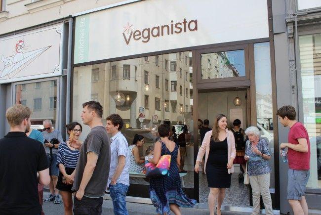 In der Ungargasse in Wien Landstraße hat ein neuer Veganista-Shop eröffnet.