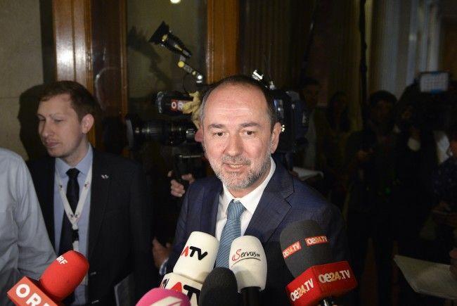Kanzleramtsminister Thomas Drozda im Interview