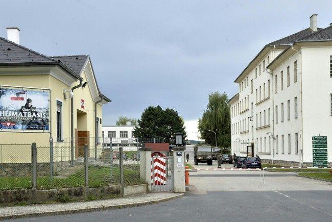 Der verstorbene Rekrut wurde am Donnerstag in Wien beerdigt.