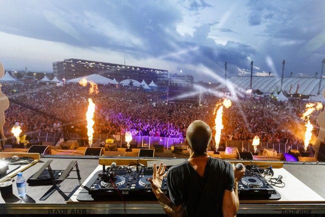 Beim Lake Festival am Schwarzlsee werden wieder 15.000 Gäste erwartet.