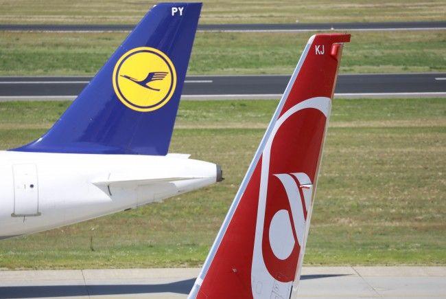 Die Lufthansa zeigt Interesse an Air Berlin wie auch Niki
