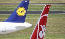 Lufthansa an Air Berlinund Niki interessiert