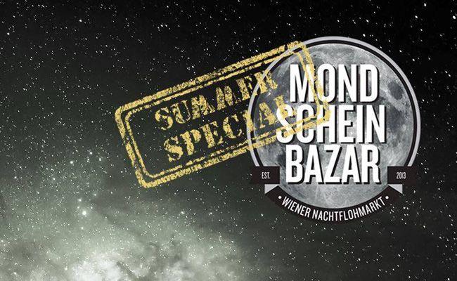 Ausnahmsweise in neuer Location, gewohnt chillig: Das Mondscheinbazar-Summer Special