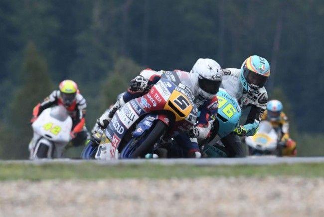 Das Wetter bei der diesjährigen MotoGP wird eher durchwachsen.