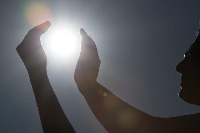 Hohe Ozon-Konzentration kann zu Atemwegsbeschwerden führen.