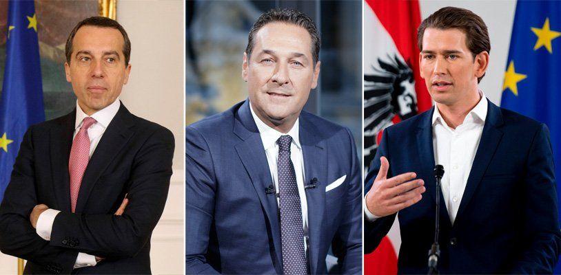 Wahl '17: Spitzenkandidaten im Portrait