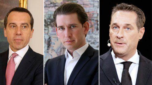 NR-Wahl-Umfrage: Wen würden Sie zum Bundeskanzler wählen?